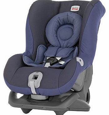 First Class Plus Car Seat - Crown Blue