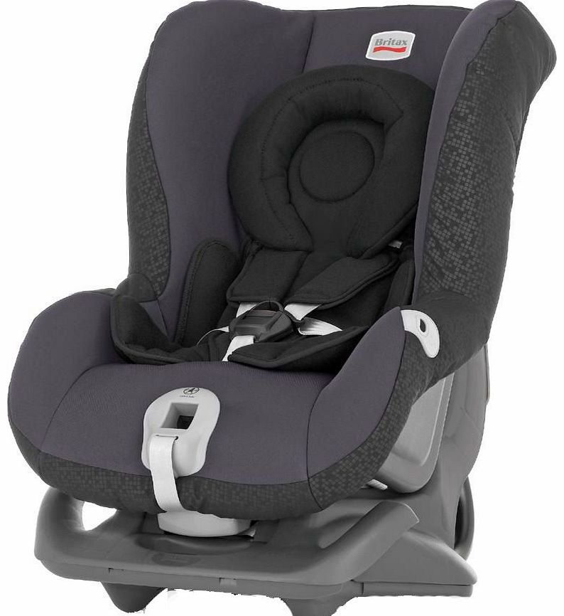 First Class Plus Car Seat Black Thunder
