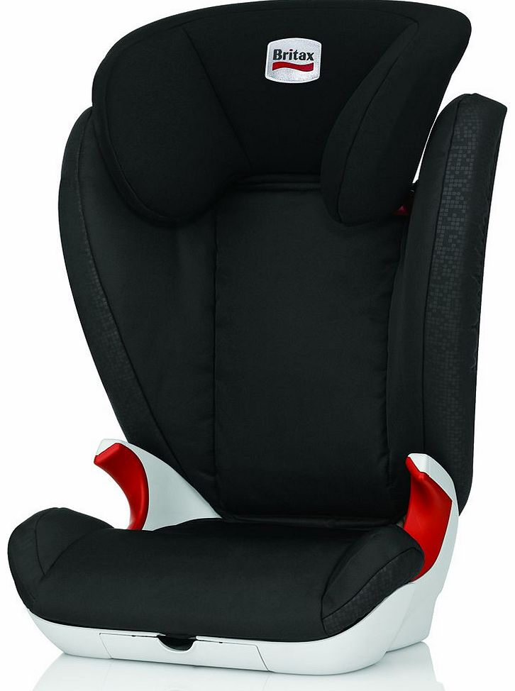 Kid II Car Seat Black Thunder 2014