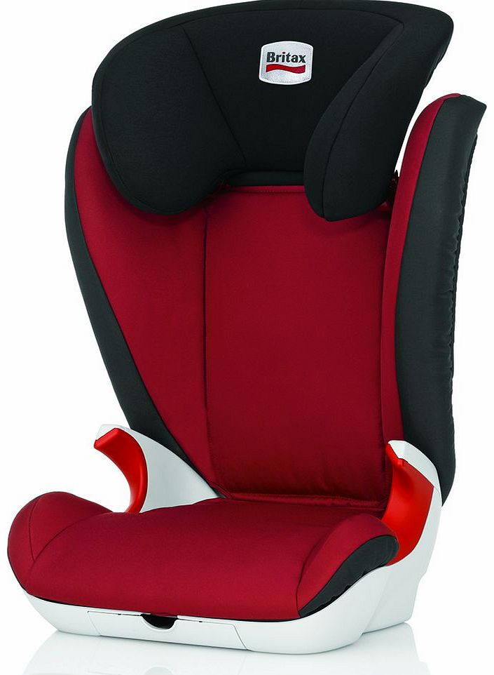 Kid II Car Seat Chilli Pepper 2014
