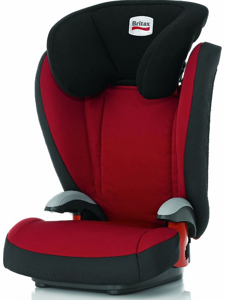 Kid Plus Car Seat Chili Pepper 2014