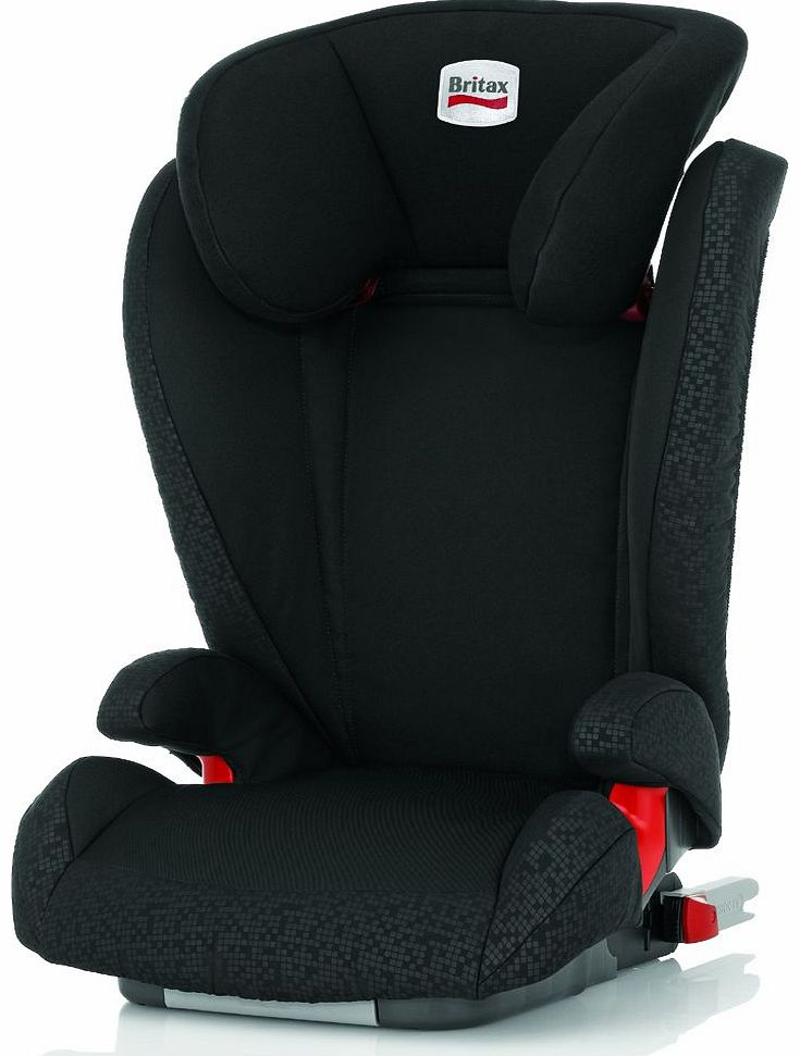 Kidfix Isofit Car Seat Black Thunder 2013