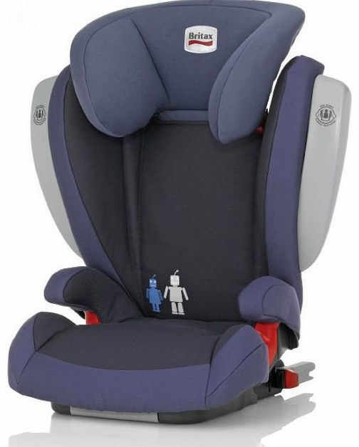 Kidfix SICT Car Seat Crown Blue
