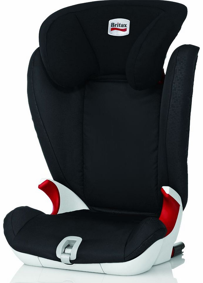Kidfix SL Car Seat Black Thunder 2014