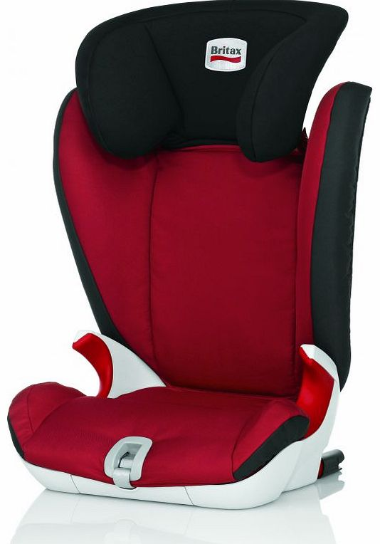 Kidfix SL Car Seat Chilli Pepper 2014