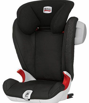 Kidfix SL SICT Car Seat Black Thunder 2014
