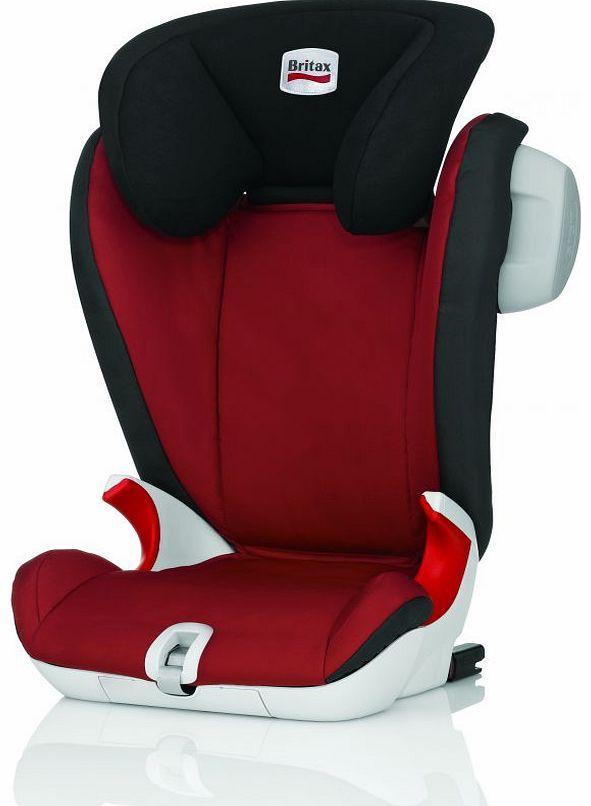 Kidfix SL SICT Car Seat Chilli Pepper 2014