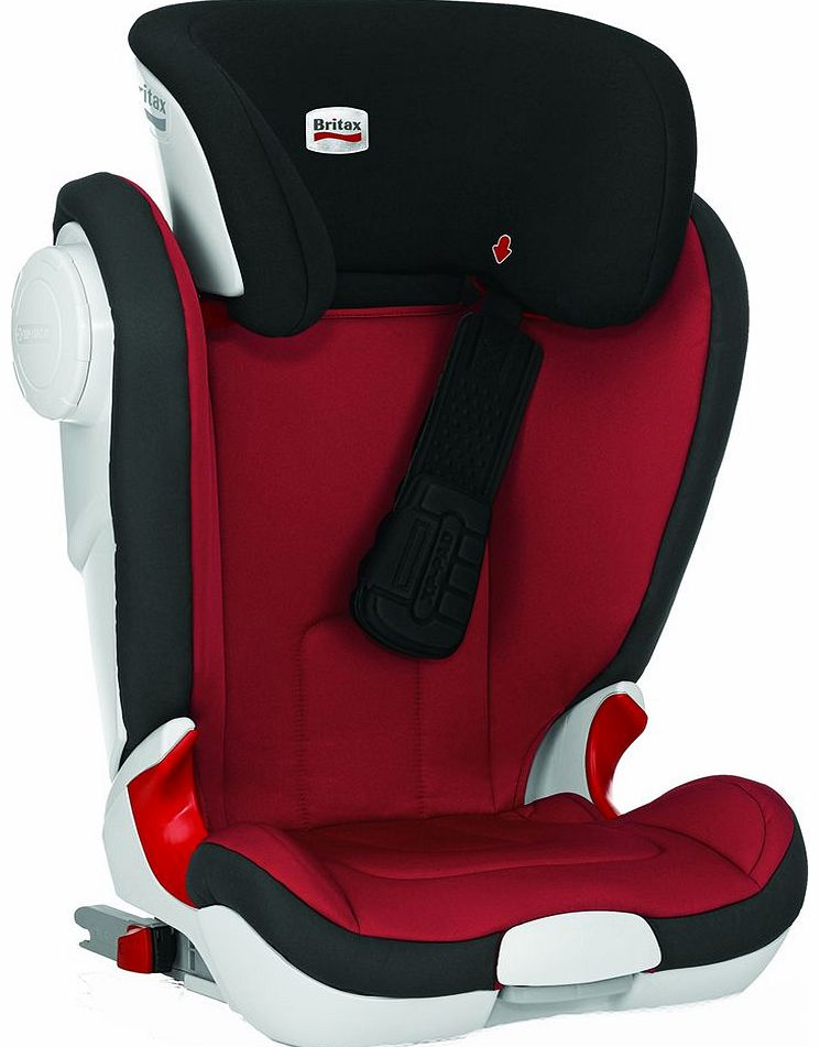 Kidfix XP SICT Car Seat Chilli Pepper 2014