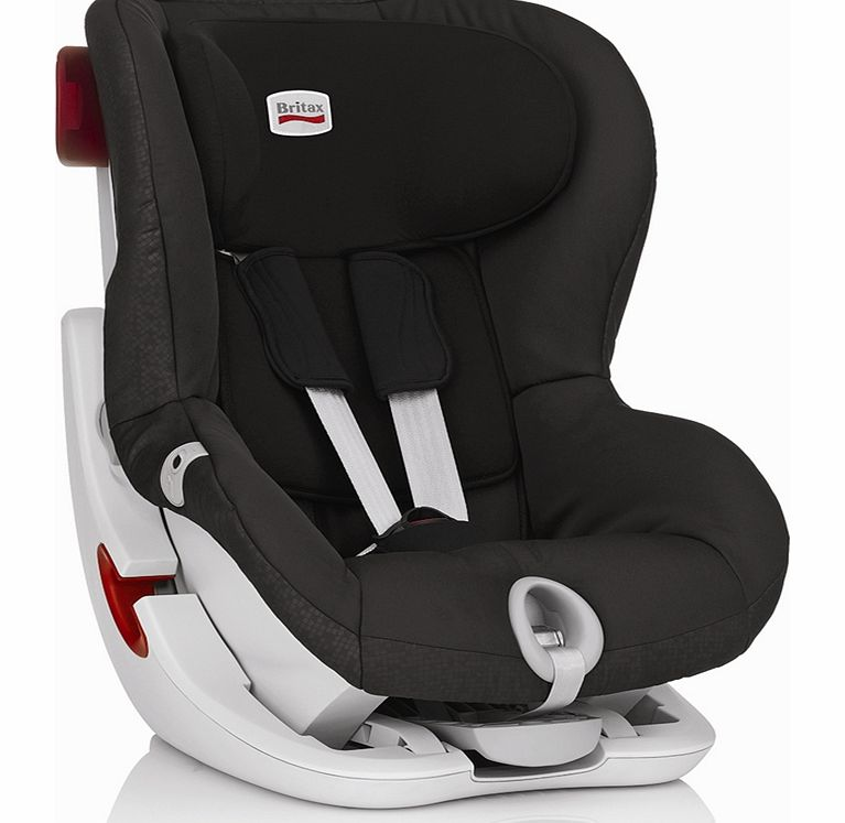King II Everyday Car Seat Black Thunder