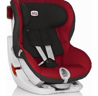 King II Everyday Car Seat Chilli Pepper