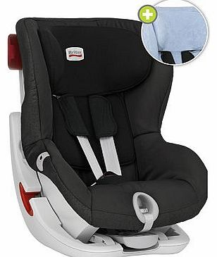 King II Summer Car Seat (with free summer