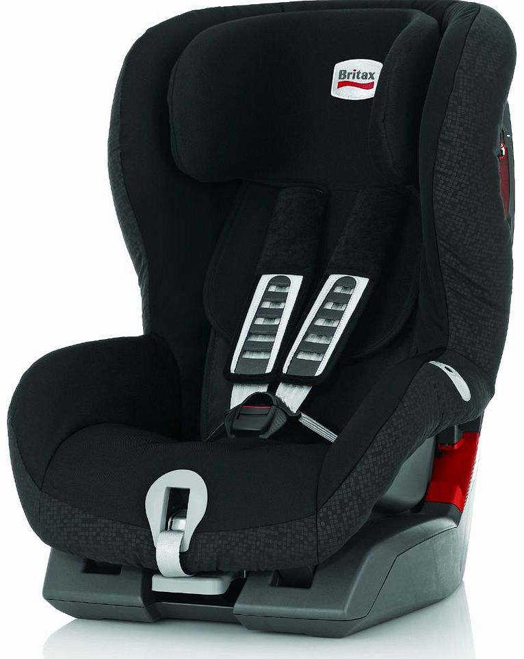 King Plus Car Seat Black Thunder 2014