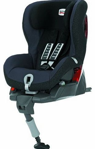 Safefix plus Isofix Car Seat in Black