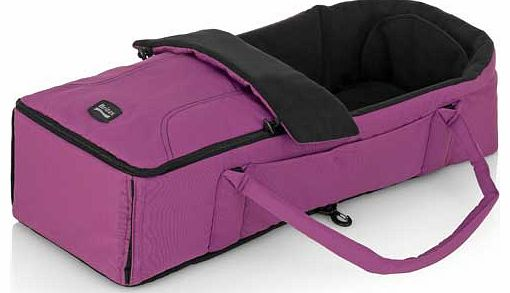 Soft Carry Cot - Cool Berry