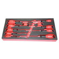 11 Piece Mixed Screwdriver Set