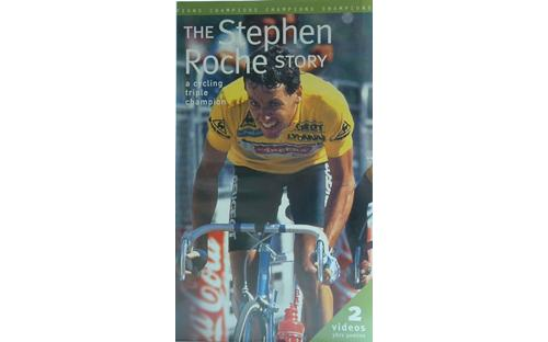The Stephen Roche Story - A Cycling Triple Champion DVD