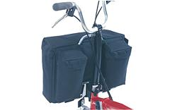 Complete Cloth Pannier Set