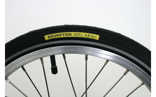 Reflective Standard Tyre