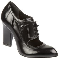 Female Abrasivato B9 Leather Upper Leather/Other Lining in Black Patent