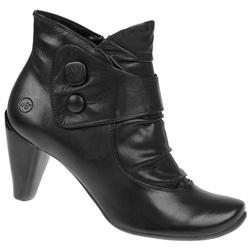Female Luxor F1 Leather Upper Leather/Other Lining in Black