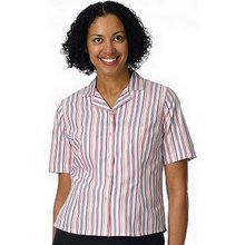 Adult Blouse Short Sleeve