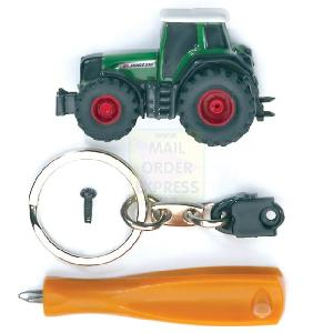Fendt 930 Key Chain Screwdriver 1 128 Scale