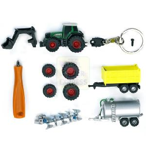 Fendt 930 Screwdriver Accessories With Tractor 1 128 Scale