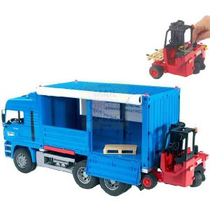 Truck Tilt Container and Forklift