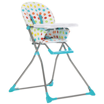 Compact Travel Highchair in Jelly Tot