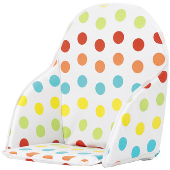 Highchair Seat Cushion in Jelly Tot