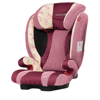 Ipai Car Seat in Pink Flower
