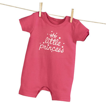 Little Princess Romper - Newborn