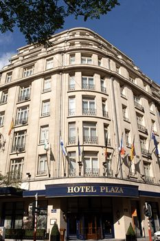 Hotel Plaza Brussels