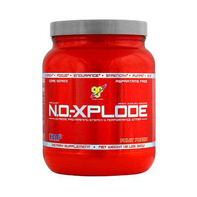 NO-Xplode (4330 - Fruit Punch 820g)