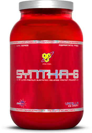 Syntha-6 (1320g) Strawberry