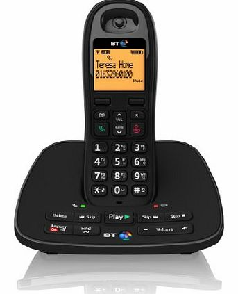 1500 Cordless DECT Phone with Answer Machine
