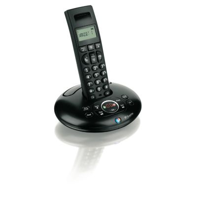 1500 Single Cordless Phone with Answer Machine