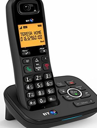 BT 1700 Nuisance Call Blocker Cordless Home Phone with Digital Answer Machine