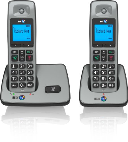 2000 Cordless DECT Phone (Pack of 2)