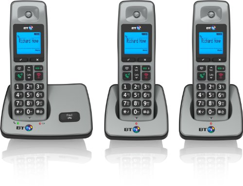 2000 Cordless DECT Phone (Pack of 3)