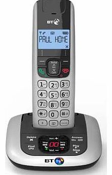 3520 Cordless Telephone with Answer Machine -