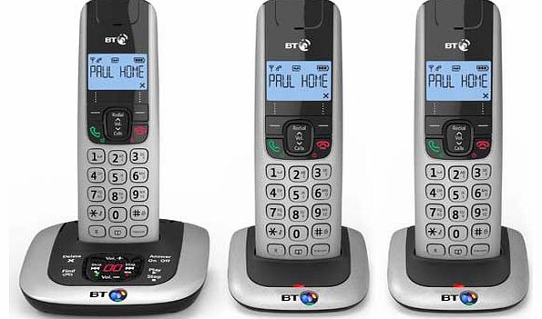 3520 Cordless Telephone with Answer Machine