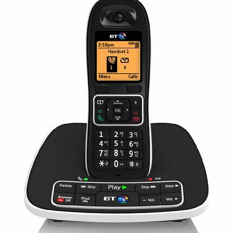 7600 Cordless DECT Phone with Answer Machine and Nuisance Call Blocker