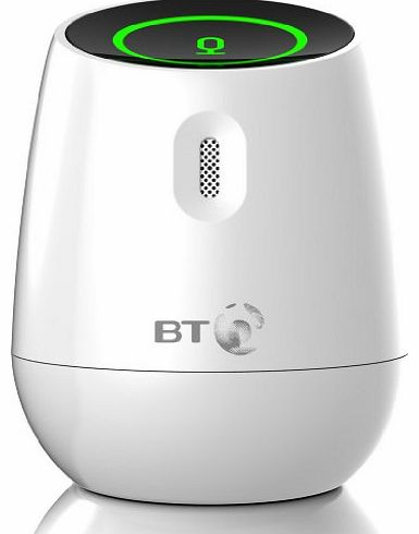 BT Smart Audio Baby Monitor (White)