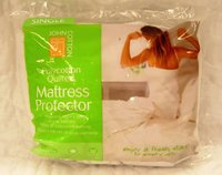 Budget Quilted Mattress Protector - Double