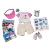 Baby Born In Australia Play Set by Zapf Creations
