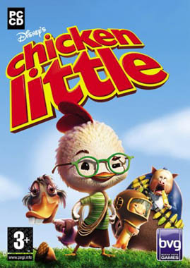 Disneys Chicken Little PC