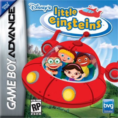 Disneys Little Einsteins GBA