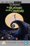 The Nightmare Before Christmas UMD PSP