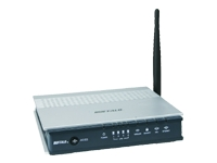 AirStation Wireless-G 125 High Speed Broadband ADSL2  Modem Router WBMR-G125